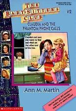 Claudia and the Phantom Phone Calls (The Baby-Sitters Club, No. 2), Ann M. Marti