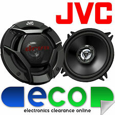 Fiat Punto MkII 1999 - 14 JVC 13cm 5.25 Inch 520 Watts 2 Way Rear Hatch Speakers