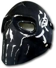 Ronin Zombie The Army of Two Paintball Airsoft BB Gun Goggles Face Mask Cosplay