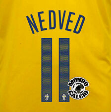 NEDVED CUSTOMIZATION JUVENTUS THIRD NOME E NUMMER KIT SET NAME 05-06