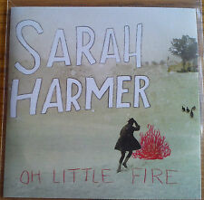 Sarah Harmer - Oh Little Fire Promo Album (CD 2010) Collectable CD