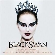 Black Swan [Original Motion Picture Soundtrack] (CD,2010, Masterworks)NEW SEALED