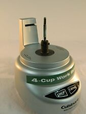 Cuisinart Mini Prep Plus Food Chopper CGC-4 Base Motor Replacement Part Only