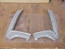 1973 74 Plymouth Road Runner Satellite Rear BUMPER FILLERS New Reproduction