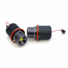 BMW 45W CREE ANGEL EYE LED MARKER ERROR FREE E39 E35 E60 E63 E64 E65 E66 E87
