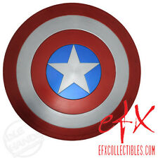 EFX MARVEL THE AVENGERS CAPTAIN AMERICA 1:1 SCALE LIFE-SIZE SHIELD STATUE FIGURE