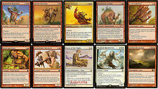 MTG Giant (Red White) Deck - Brion Stoutarm, Sunrise Sovereign - Magic Gathering