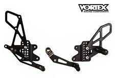 VORTEX V2 Rearsets - GSX-R 600 750 Rear Sets K6 K7 K8 K9 L0 GSXR 10 09 08 07 06