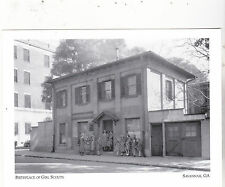 """*Postcard-""""Birth Place of Girl Scouts"""" (1st meeting Here)*Savannah GA. (#123"""