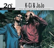20th Century Masters - Millennium Collection: The Best of K-Ci & Jojo (Eco-Frie
