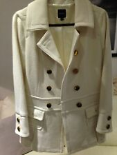 Express Women's Winter Jacket - Creme - Size XS (worn Once)