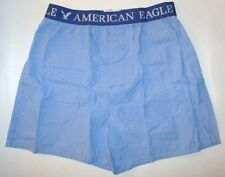 MENS AMERICAN EAGLE BLUE BOXER SHORTS SIZE XL (40/42)