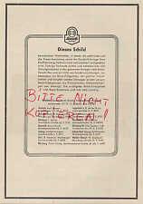 MÜNCHEN, Werbung 1949, R. BOSCH Automobile elektrische Diesel Druck-Luft-Anlage