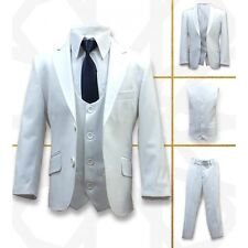SIRRI Exclusive Slim Fit Formal Page Boy Suits Boys Wedding Prom Communion Suit