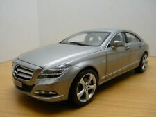 1:18 MERCEDES-BENZ CLS-CLASS 2011 - designo alubeam NOREV MODEL CAR DIECAST