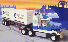 LEGO Town Classic 2149 Color Line Container Lorry New Sealed HTF