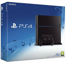 SONY PS4 PLAYSTATION4 500GB CONSOLE @ CUH-1208B