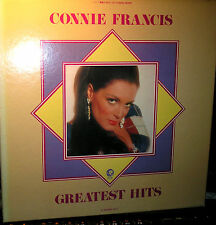 Connie Francis - Greatest Hits - 4 LP Box - mit Booklet - Japan Pressung