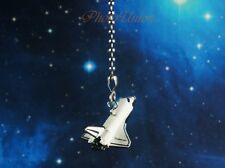 NASA Space Shuttle Endeavour Ceiling Fan Pull Light Lamp Chain Decoration A643 B