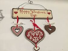 Valentine, Happy Valentines Day, Wall Hanging, Lot N0210386