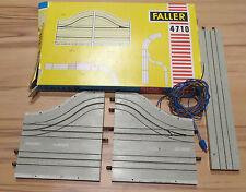Faller AMS 4710 -- Abzweigung 2-spurig/1-spurig in OVP !