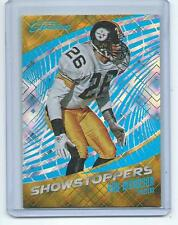 2016 Prime Signatures FB COSMIC #SS-RW Rod Woodson Steelers SHOWSTOPPERS #/100