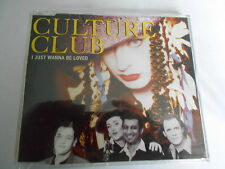 Culture Club - I Just Wanna Be Loved CD