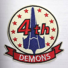 "Battlestar Galactica Viper Pilot 4th Demons 4"" Uniform Patch-FREE S&H(BGPA-21)"