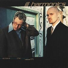 An Octave Above the Original by Ill Harmonics (CD Uprok) Christian Hip Hop Rap !