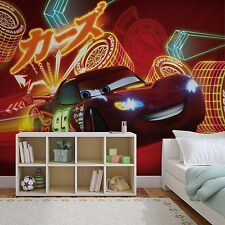 Disney Wallpaper mural for children's bedroom Lightning Mcqueen Disney cars