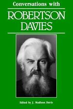Conversations with Robertson Davies (Literary Conversations)-ExLibrary
