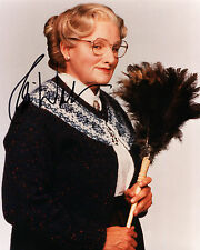 Robin Williams - Mrs. Doubtfire - Signed Autograph REPRINT