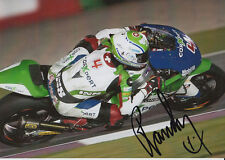 Randy Krummenacher Hand Signed Technomag carXpert Suter 7x5 Photo.