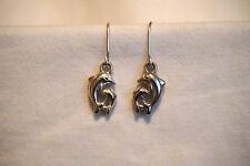 Dolphin Dangling Earrings