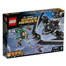 LEGO 76046 - HEROES OF JUSTICE SKY HIGH BATTLE - SERIE SUPER HEROES BATMAN
