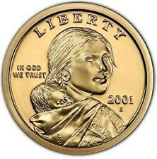 2001-S PROOF SACAGAWEA DOLLAR
