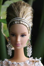 Poupée BARBIE BADGLEY & MISCHKA BRIDE Mariée 2003 collection collector gold labe