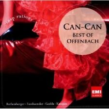 CAN-CAN-BEST OF OFFENBACH - GEDDA ROTHENBERGER CD 21 TRACKS POPULAR CLASSIC NEU