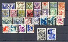 NEDERLAND 1923/32   28  ST.  CW € 44    GEST.   VNL  PR EX / LUXE