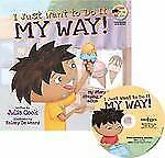 I Just Want to Do It My Way Audio CD with Book by Julia Cook (2013, Mixed Media)