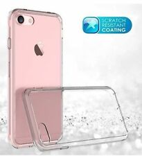 Transparent Crystal Clear Case Gel Soft Cover Skin For Apple iPhone 7 New