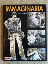 Immaginaria di Horacio Altuna - editrice Comic Art 1990 - Libro a fumetti