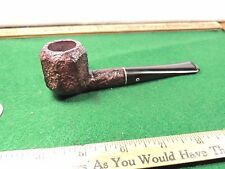 "1947-1972 USMOKED RARE SHAPED KAYWOODIE""'RELIEF GRAIN""""8 FACED 3 HOLE STINGER"