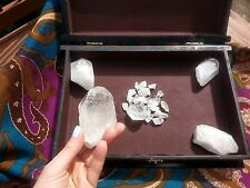 Erin's Crystal Grid Charging Box- Magic Inspired Boosting for Sacred Items REIKI