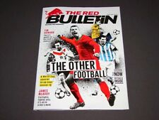 Red Bulletin Magazine World Cup '14 Soccer Issue Red Bull Energy Publication