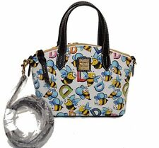 DOONEY & BOURKE BUMBLE BEE RUBY CROSS BODY SATCHEL BAG