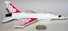 Road Champs Die Cast US Air Force F-16 Fighting Falcon Jet Fighter Aircraft #2