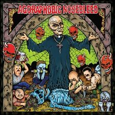 Agoraphobic Nosebleed - Altered States Of America [LP]  (limited to 300) NEW