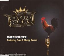 OUTKAST - Morris Brown (ft SCAR & SLEEPY BROWN) (UK 2 Tk CD Single)