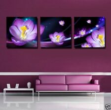 Large Modern Abstract Art Oil Painting Wall Decor canvas NO frame